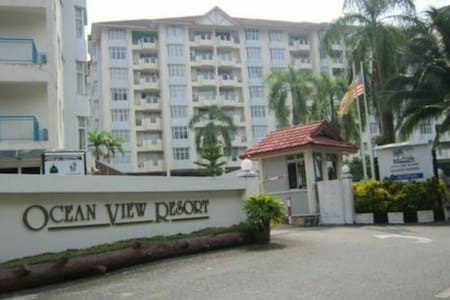 Comfort Stay at Ocean View Resort - Port Dickson - Wohnung