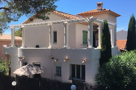 Appartement 2 chambres à 50 m de la plage - Roquebrune-sur-Argens - Lägenhet