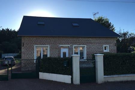 Le cottage de Lucie & Antoine - Haus