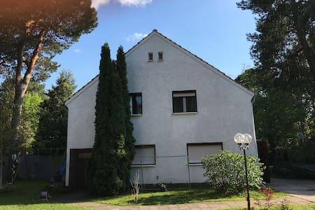 Gästewohnung Zeuthen Seenähe - Apartment