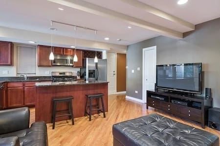 Lincoln Square condo, great for couples & families - Chicago - Wohnung
