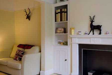 Charming double room in the centre - Taunton - Rumah