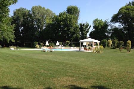 Villa Veneta con piscina e bici - Treviso - Villa
