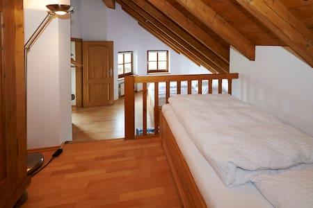 Scherauer Hof unser Wiesenzimmer - Leinburg - Bed & Breakfast