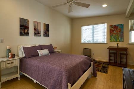 Charming studio near downtown! - Santa Rosa - Apartment