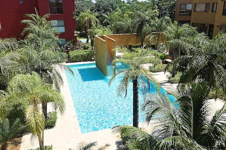 Luxury apartament Sian Kaan  / Playa Car II - Daire