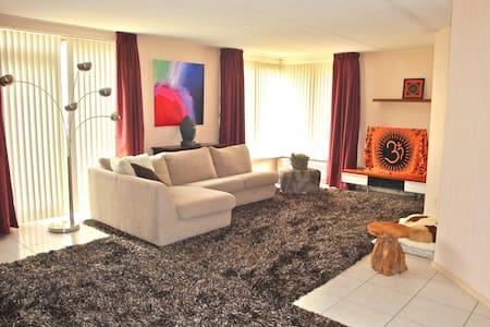 Vrijstaand Huis tussen Stad en Land (Double Room) - Leiderdorp - Dům