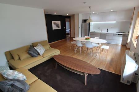 Nozawa Onsen Central Modern Apartment - Wohnung