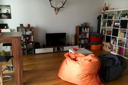 Gemütliche 1,5 Zimmer-Wohnung mitten in Mitte - Berlin - Apartment
