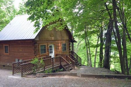 Solitude Cabin - Bryson City - Cabana