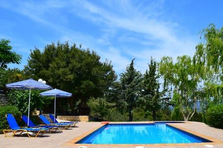 Aspalathos Villas - Villa Vaggelio - Φίλιππος