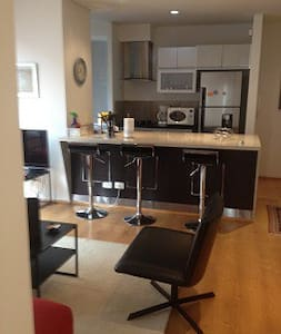Ideally located apartment in the heart of Bogota - Apartemen
