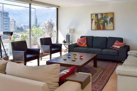 Privacy, Location, Views, Breakfast - Las Condes - Apartment