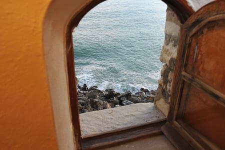 5 Terre, Tellaro: La Suite sul Mare - Haus