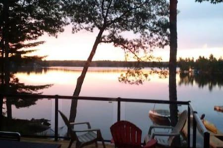 Sunny, Family-friendly, Lake Front - Kisház