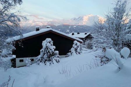 studio au pied de la station de ski. - Cordon - Andere