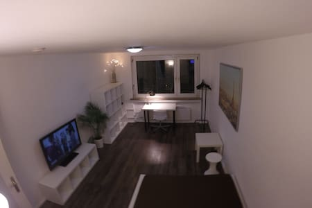 Skycraper Apartment in City Center - Stuttgart - Apartment