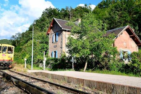 La Gare (The Station) - Hus