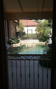 gated community  for guests  and friends only - Fort Myers