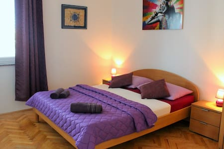 Charming room@Novalja center,Zrće.2 - 诺瓦利娅