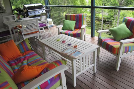 Gold Coast hide-away - Currumbin Valley - Lejlighed