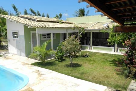 Litoral of Paraíba and Adventures - Casa
