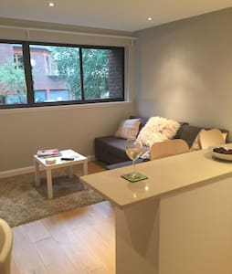 lovely mondern central Rich/d flat - Apartmen