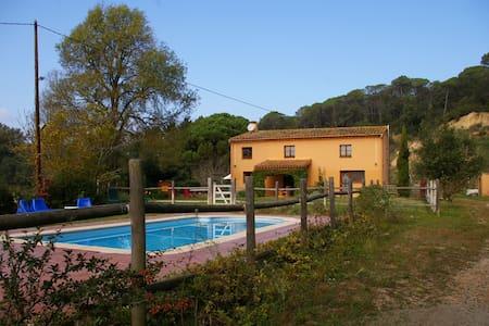 Espai Rural La Fàbrega, para 12 pax - House