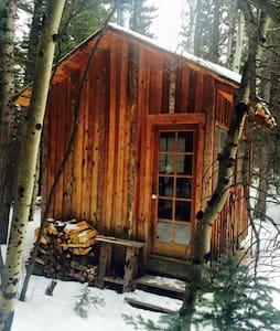 Rustic Cabin Camping - Nederland - Cabanya