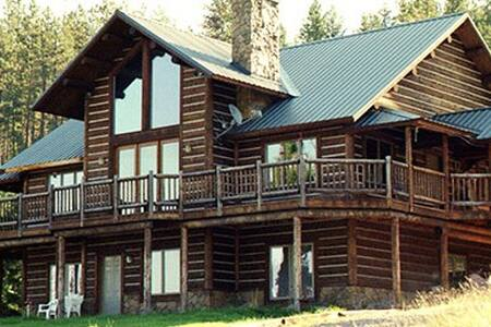 MISSOULA RIVER LODGE - Superior - Haus
