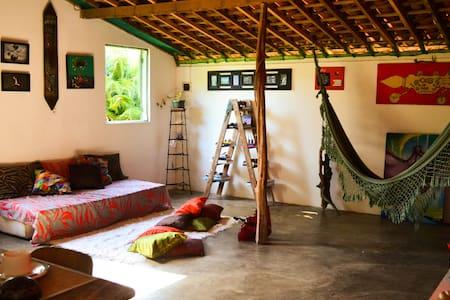 Hostel La Casita Nazaré - Quarto Compartilhado - Casa