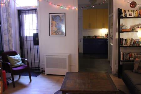 Cozy Groundfloor Apartment w/Garden - Brooklyn - Apartment