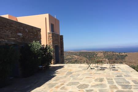 Villa  RA over the Aegian sea - Iulis - Villa