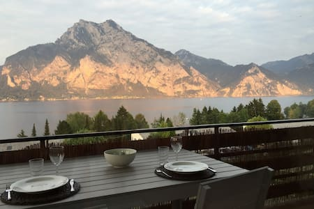 Apartment stunning view Traunsee - Lakás