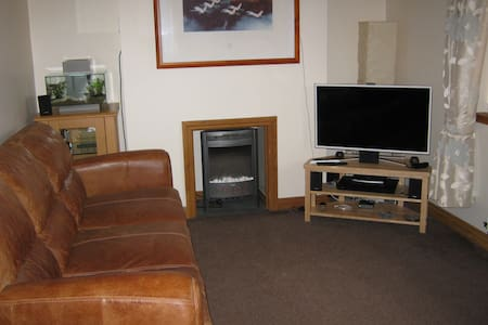 Comfy Northumberland home for 4/5. - Hadston