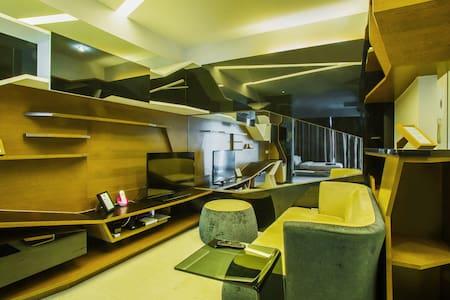 VERVE Suites - Deluxe Suite #5 - Kuala Lumpur - Appartement en résidence