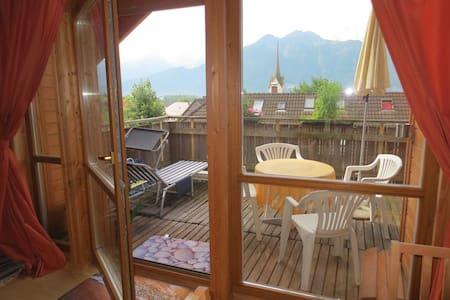 Sonnige Dachgeschoßwohnung in Schnifis - Schnifis