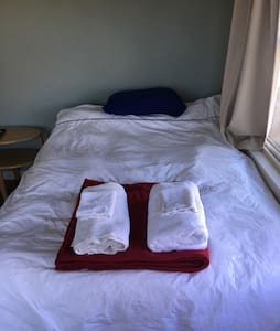 Lovely Double Room - 20 mins from Downtown SF - Ház