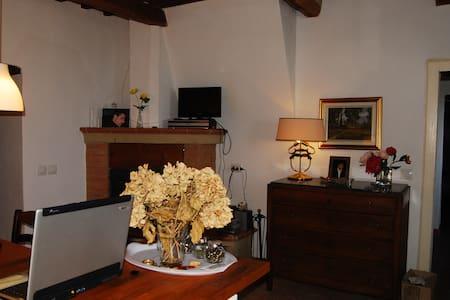 tipica abitazione toscana - Sassofortino - Leilighet