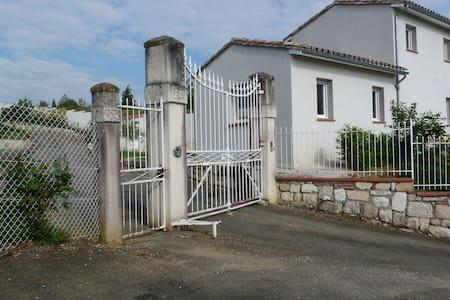 Maison 80 m2 dans village classé équipée pour Bébé - Talo
