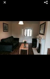 A Cosy Room in a Beautiful Newly Decorated House - Galway - House
