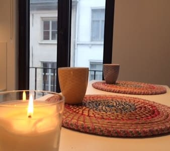 NEW - lovely apartment - historic A - Antwerpen - Appartement