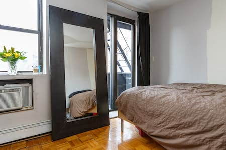 Spacious Private Room, East Village