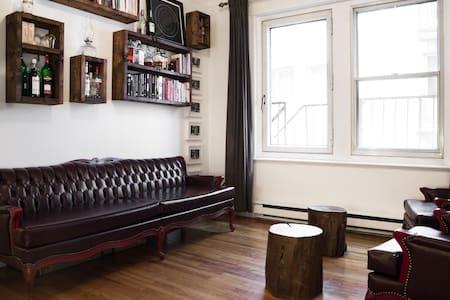 Cozy pad near plateau - Apartment