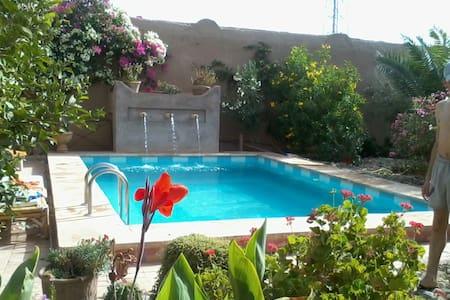 Dar Jamila - Ait Bou Riah - Casa de camp