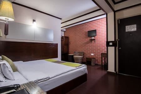 Deluxe Room at Nettle & Fern - Gangtok - Aamiaismajoitus