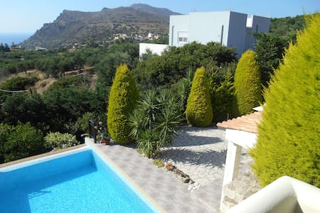 Villa with pool sea view,10%OFF FOR EARLY BOOKING - Willa