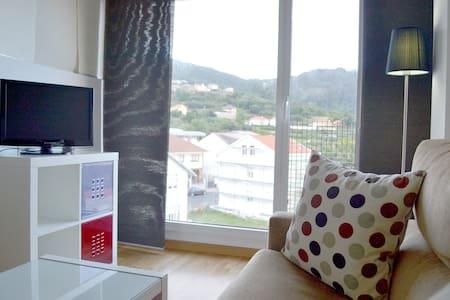 Apartamento 200m playa en Cariño - Cariño