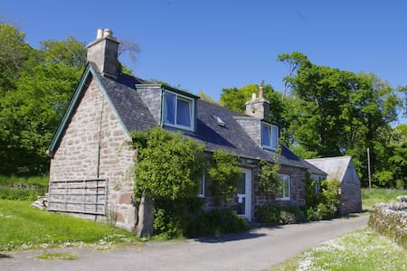 Cosy farm cottage in Highlands - Autre
