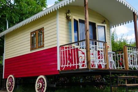 Carreta Magallanica - Cabin